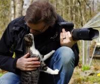 Jag och katt, Lavendelgården