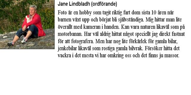 Info-Jane Lindbladh